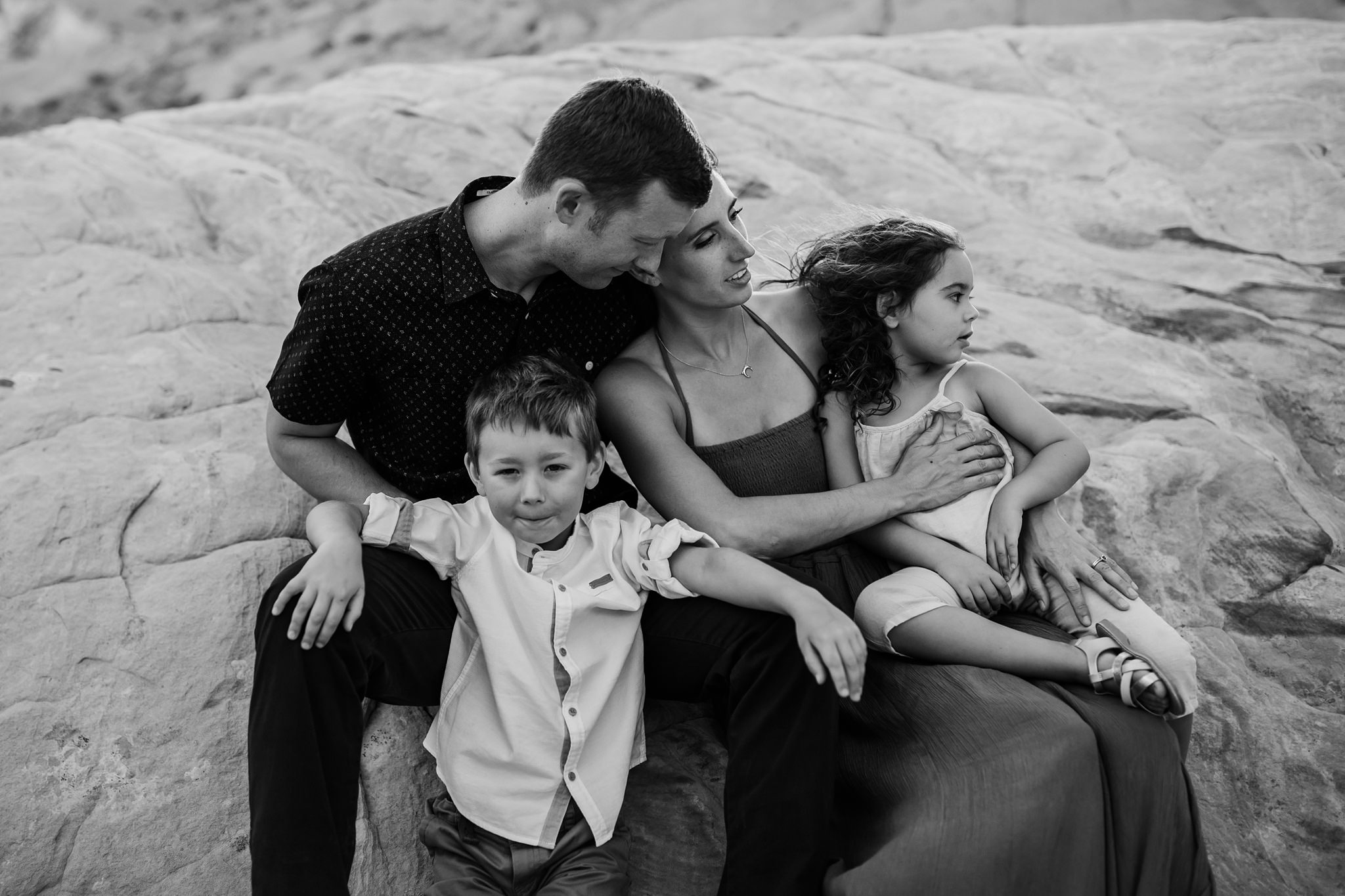 valley of fire family photos