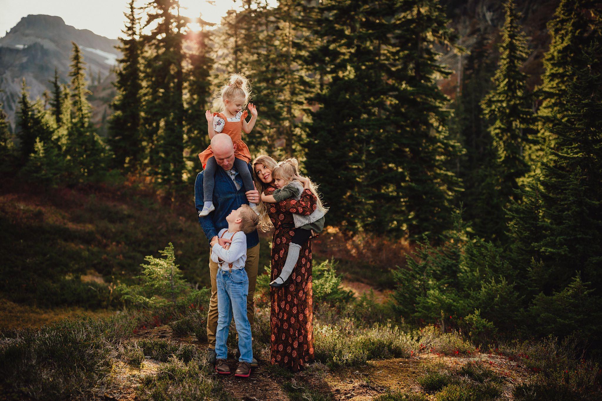 best mount baker family photographers