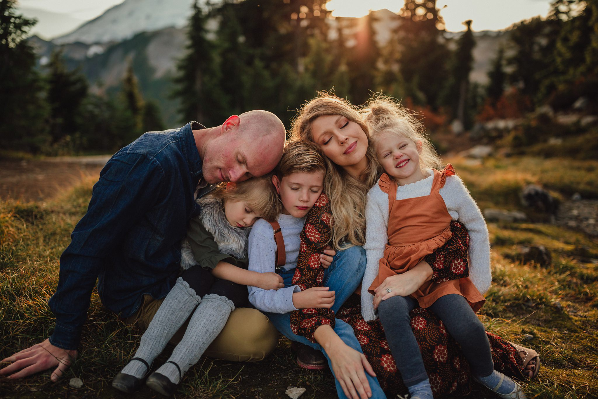 pnw family photographer