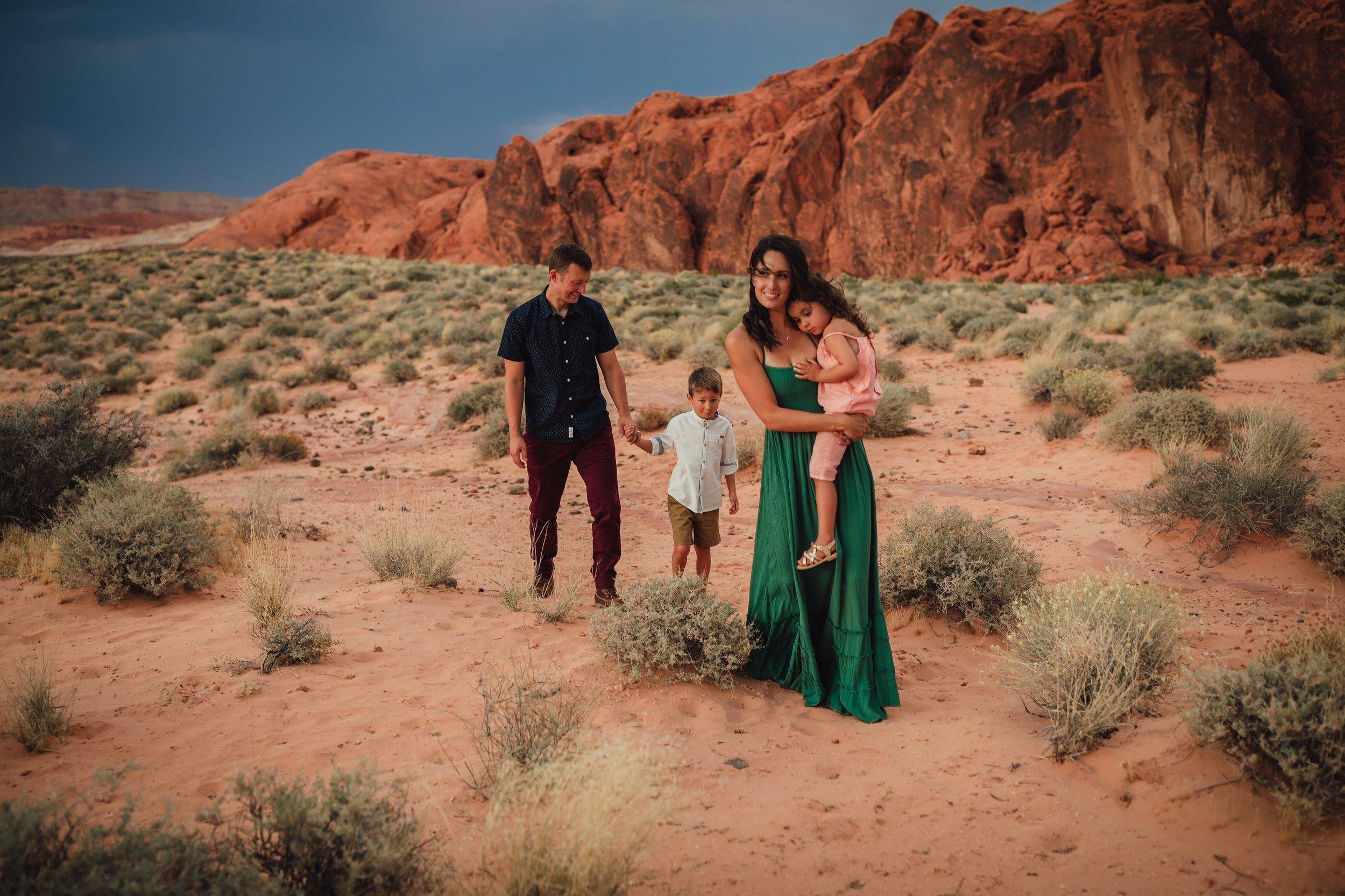desert lifestyle photographer