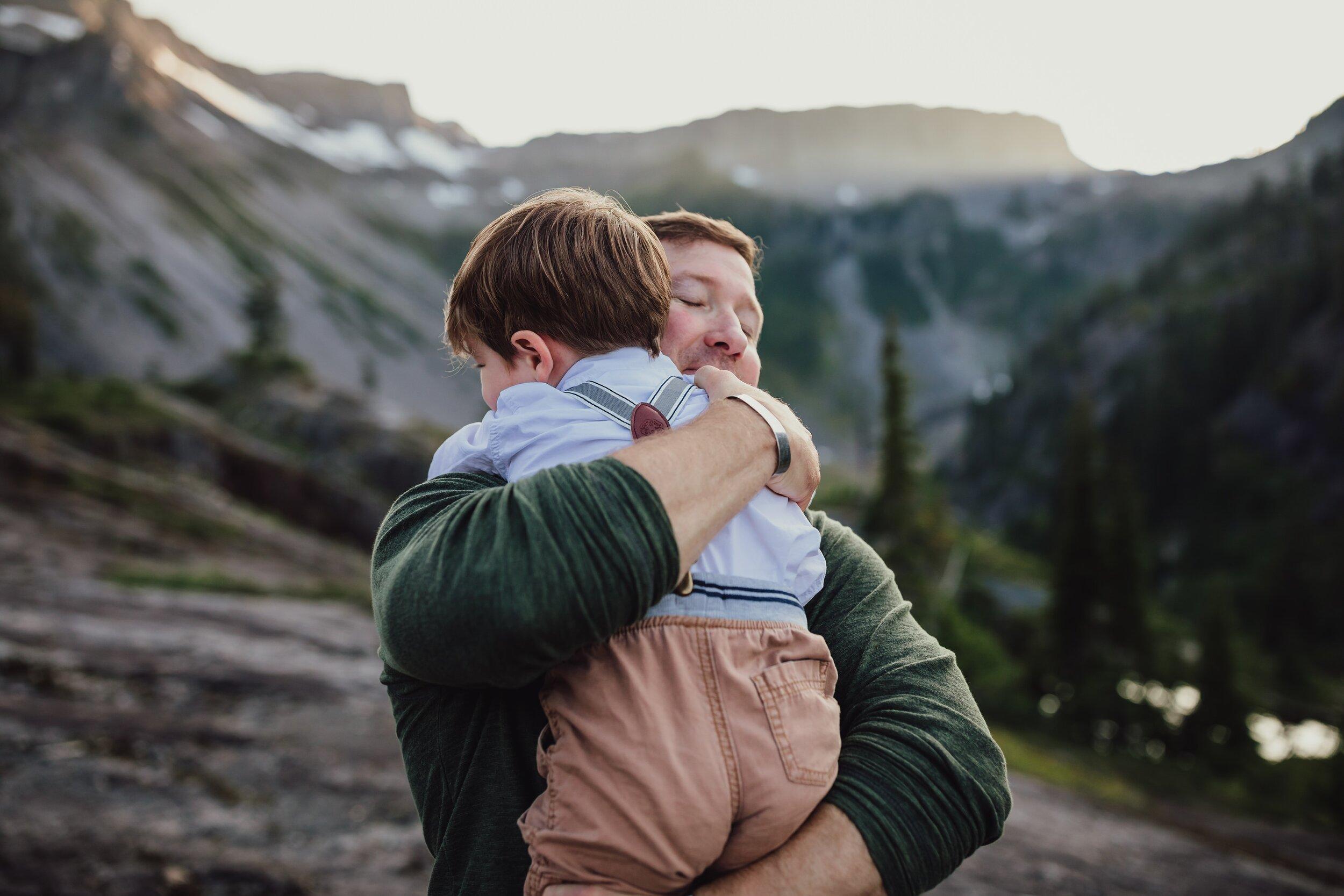 mountain adventure photographer
