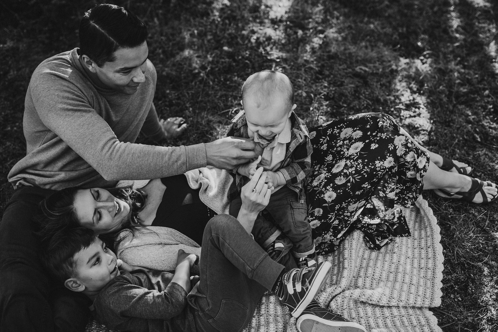 family photography Anacortes