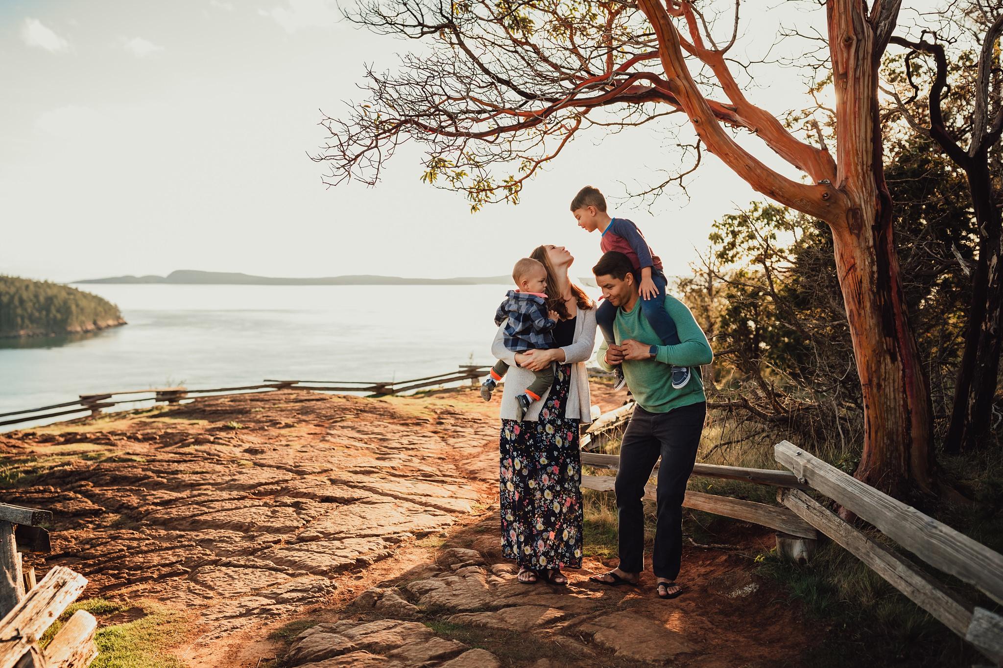 family photography at Washington Park