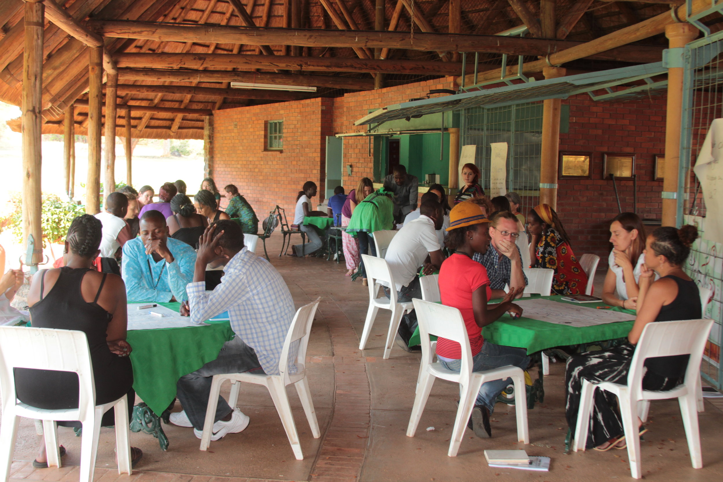 World cafe harare 2014.JPG
