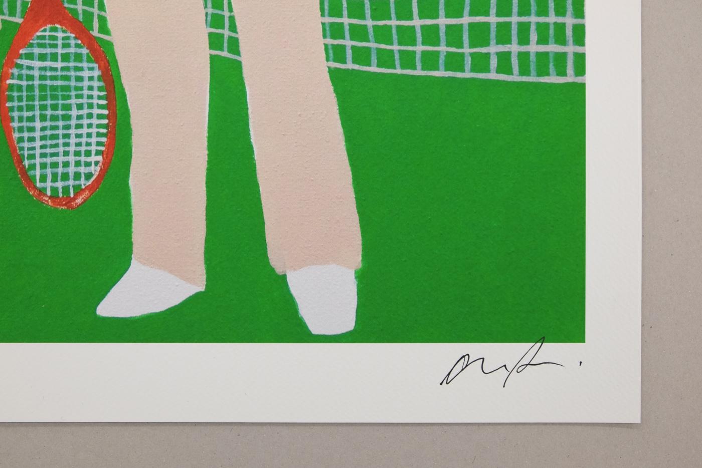 Alex Fears - signed art