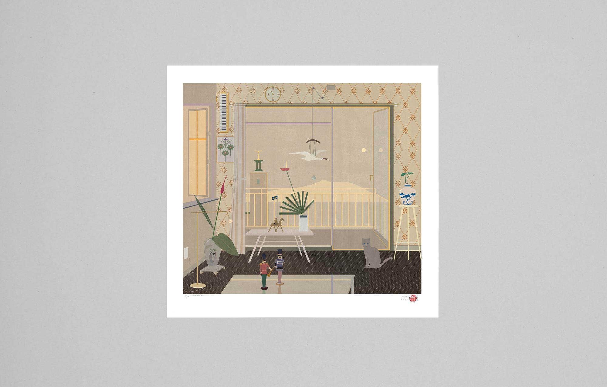 Jon Koko - 'Stockholm'