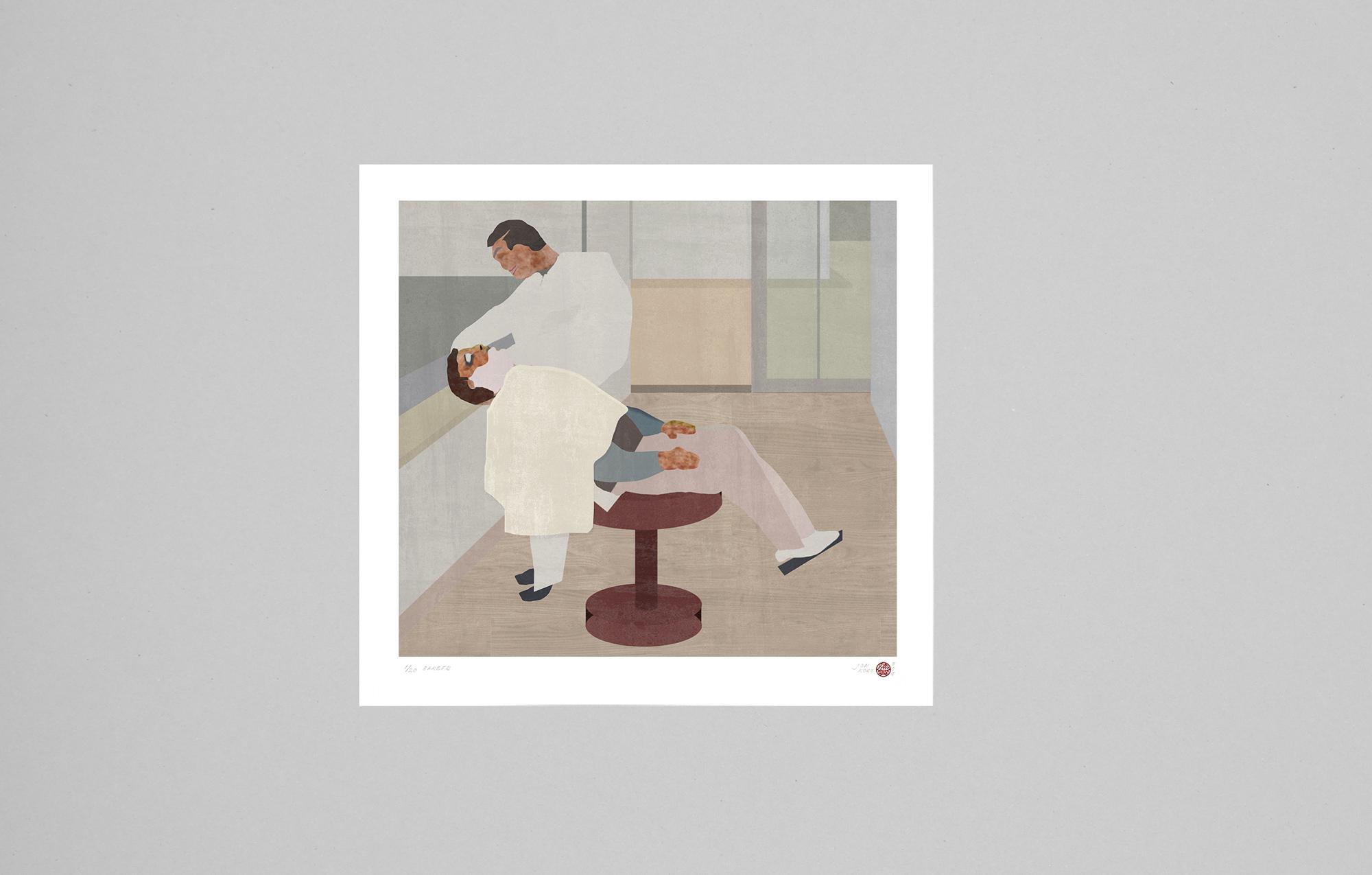 Jon Koko - 'Barber'