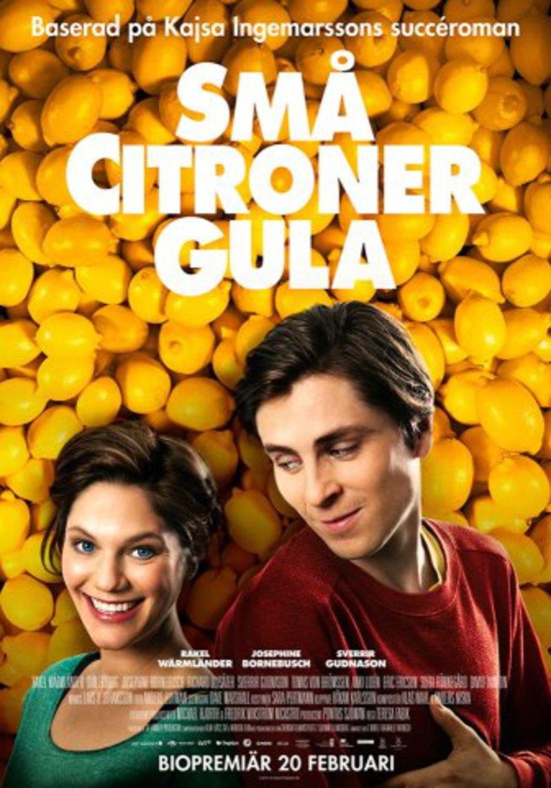 Copy of Små Citroner Gula