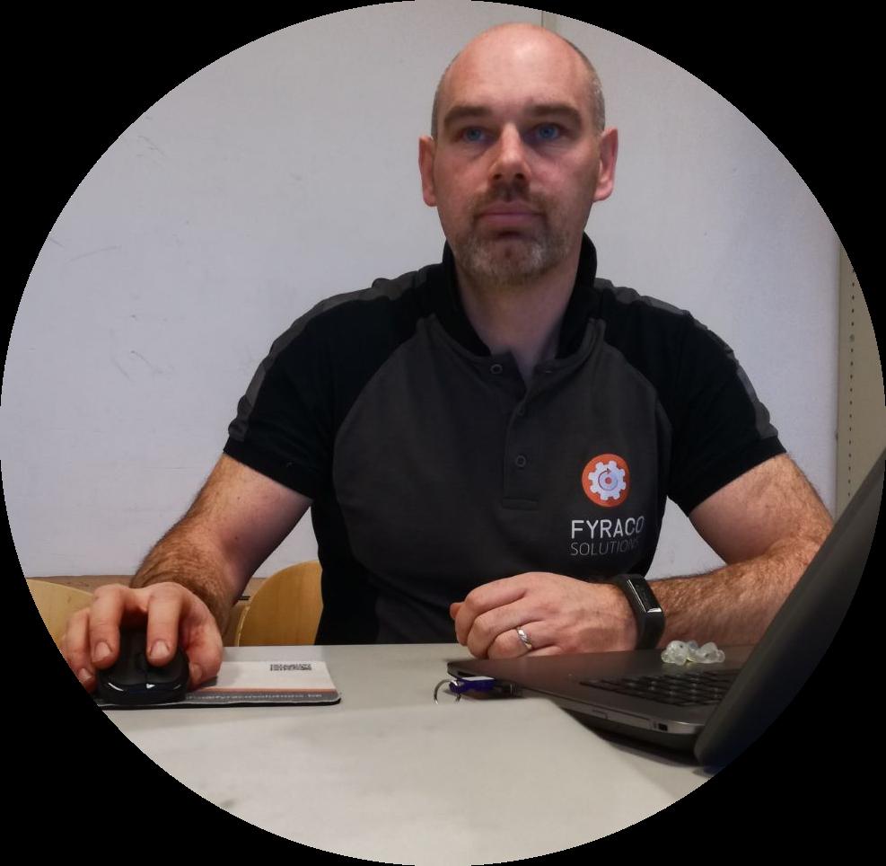 Tim De Block    Bedrijfsleider