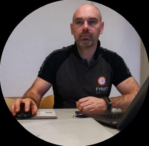 Tim De Block - Bedrijfsleider Fyraco Solutions