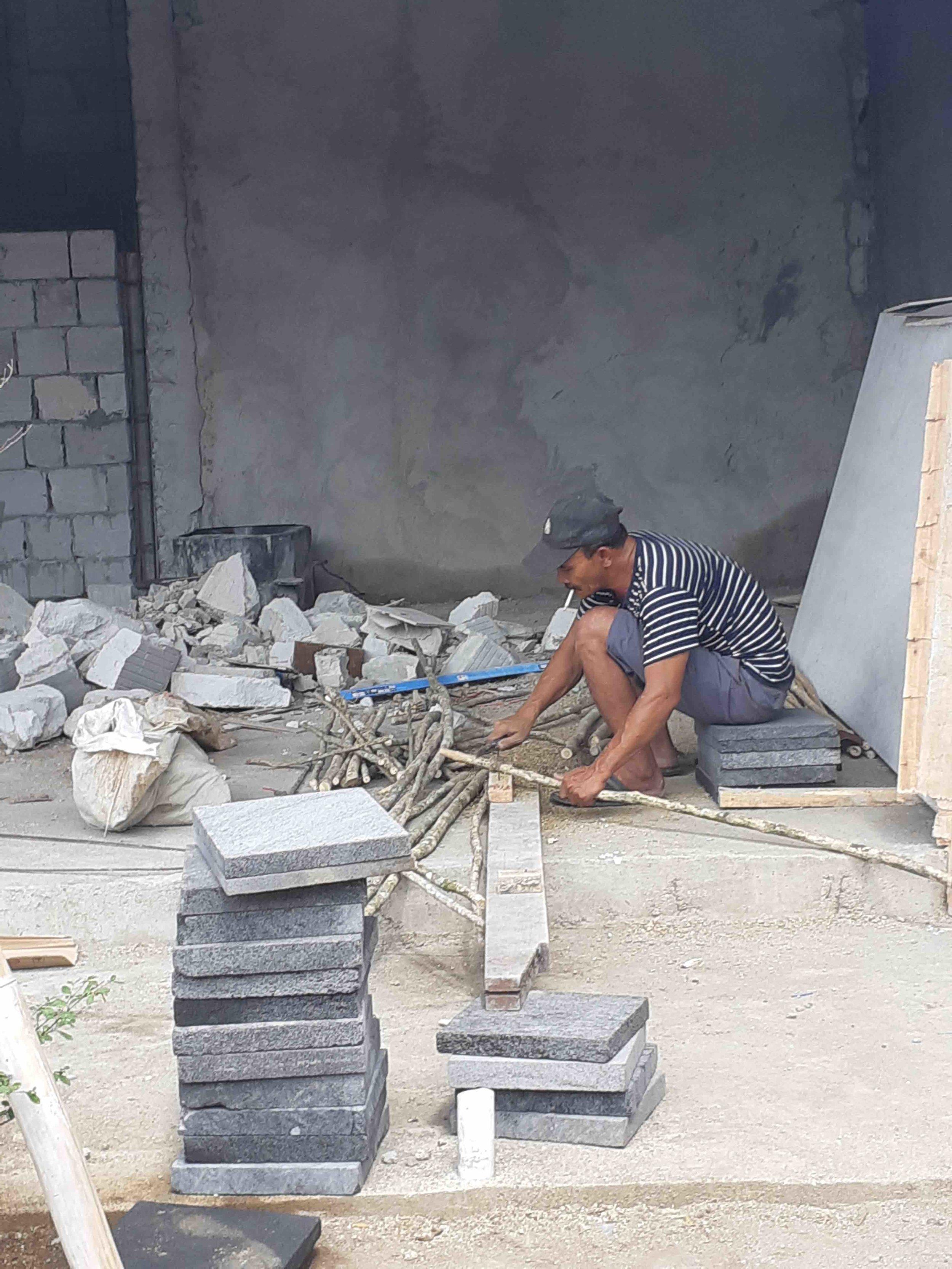 James Buchanan | Contractor from Lombok works away
