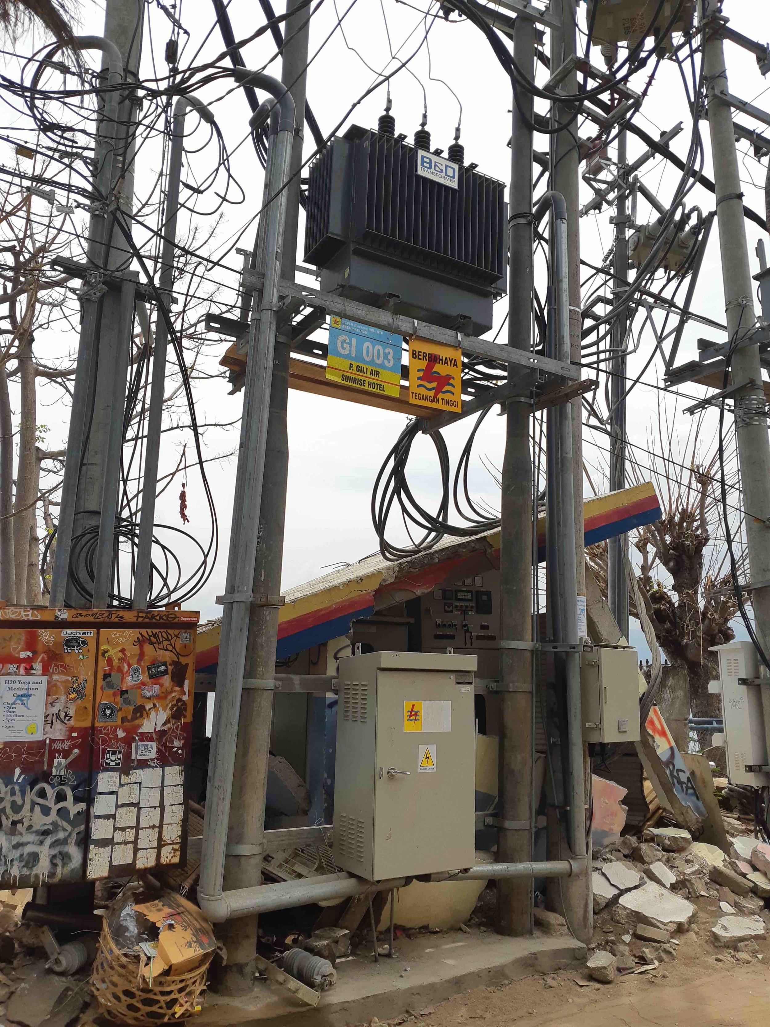 James Buchanan | Electric Chaos