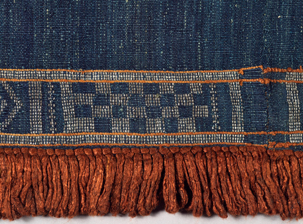 Madagascan Ikat Shares Similarities With Indonesian Designs