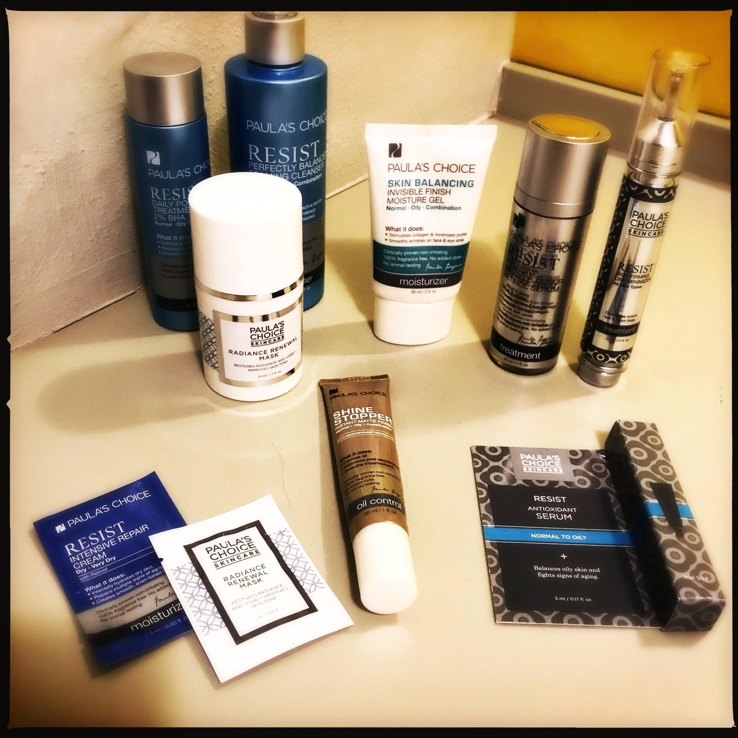 Paula's Choice beauty products