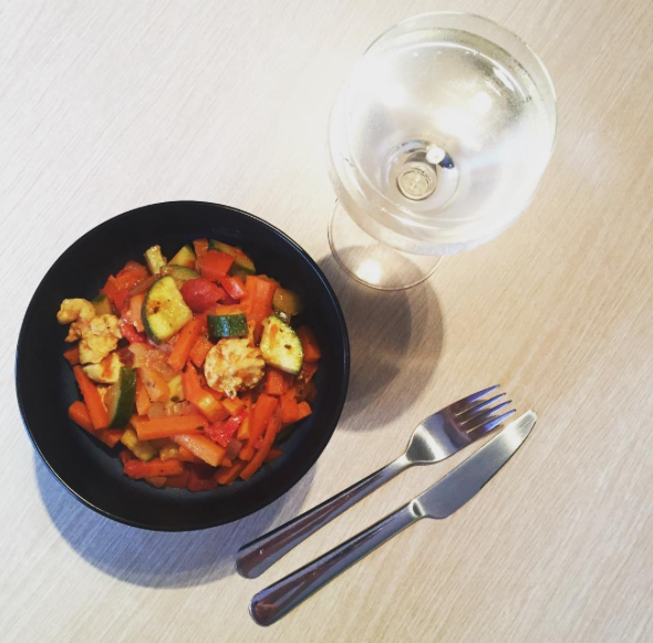 Thank you for sharing this  small bowl  @nathalie.brys