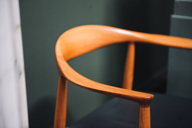 The Chair by Hans Wegner.