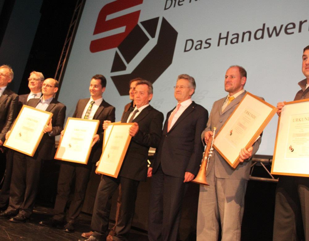 Dritter Preis des Innovationspreises der Kreissparkasse Reutlingen