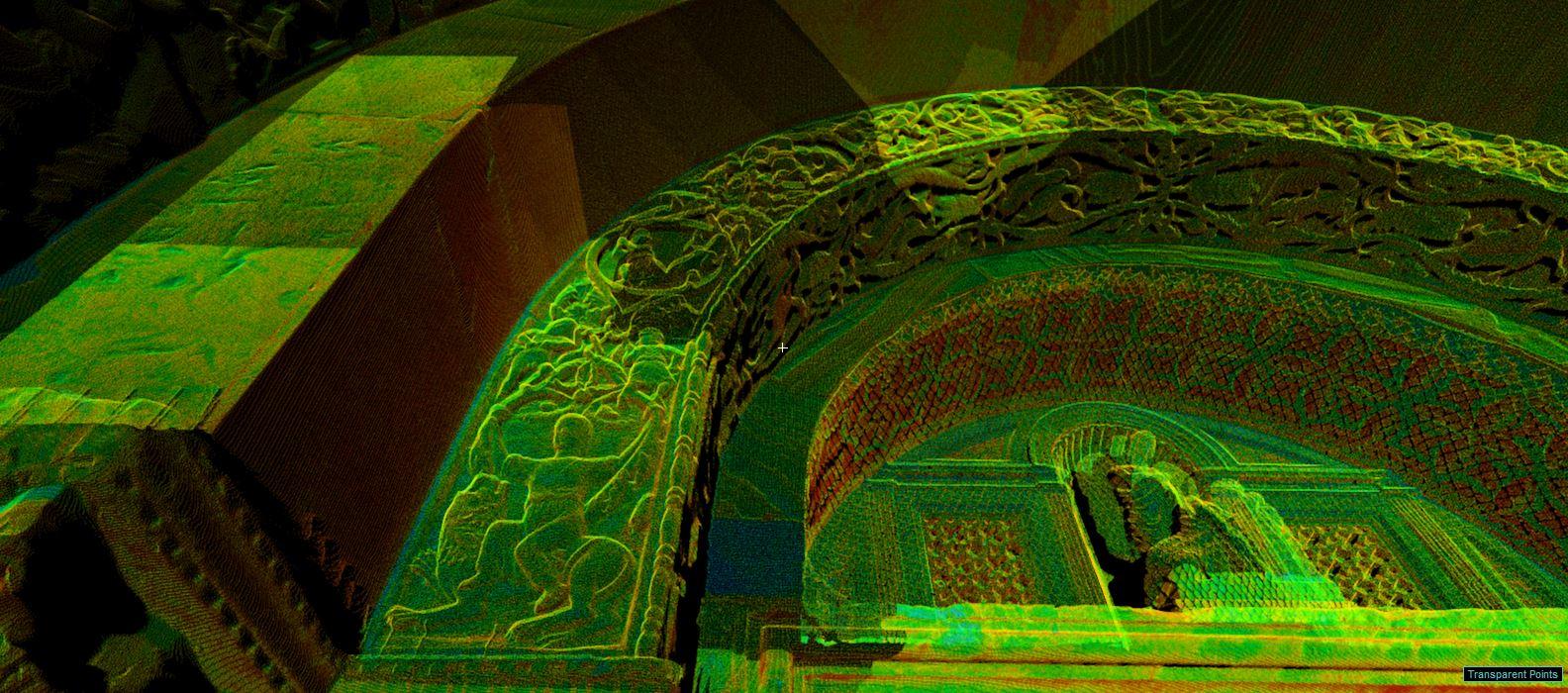 Venezia Basilica di San Marco-laser scanner-modellazione 3Db X.JPG