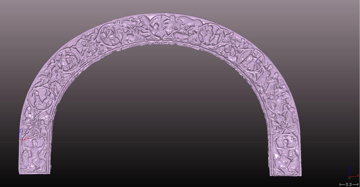 Venezia Basilica di San Marco-laser scanner-modellazione 3Df.JPG