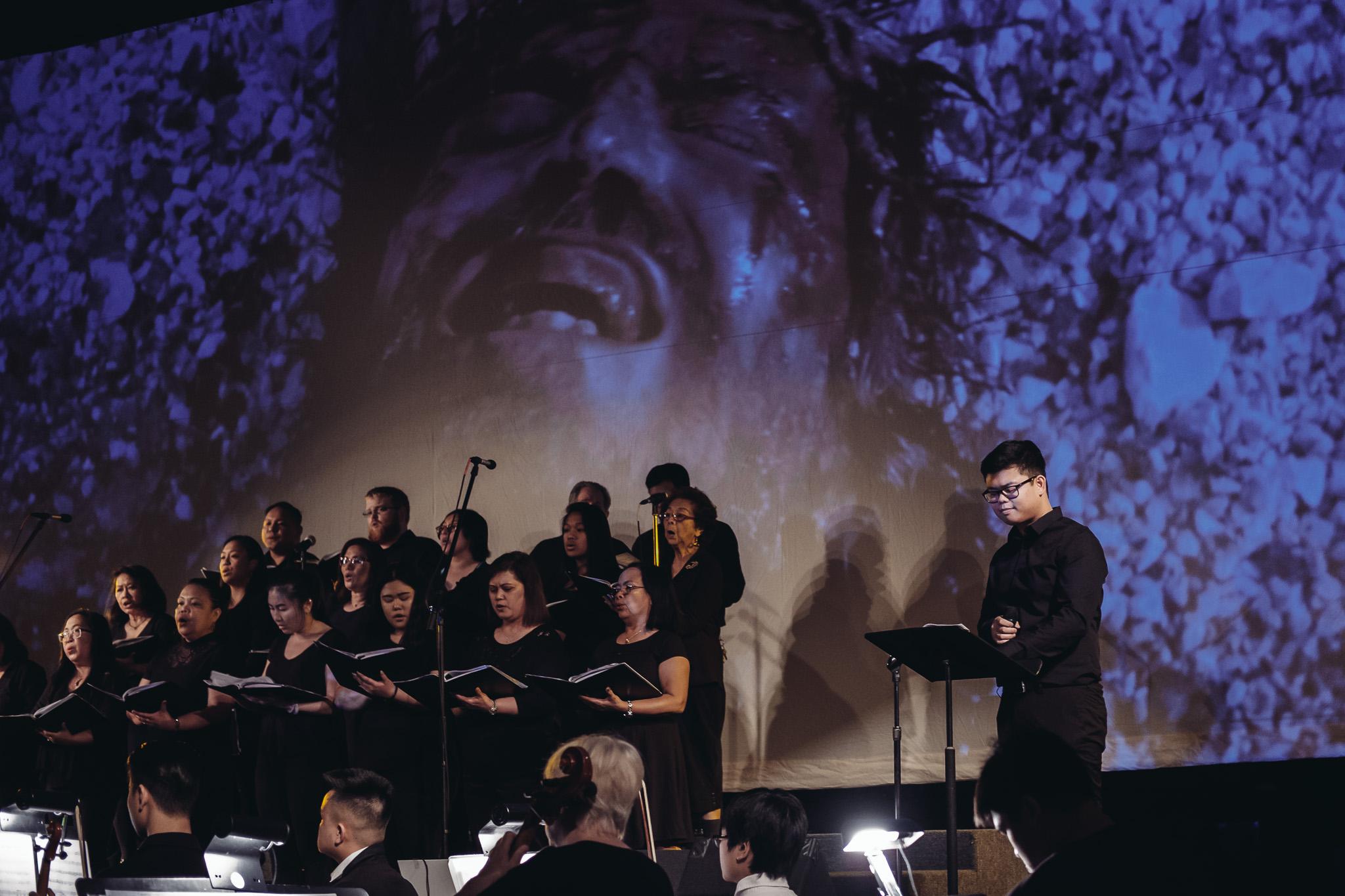 The Sacrifice  , Easter Musical 2018