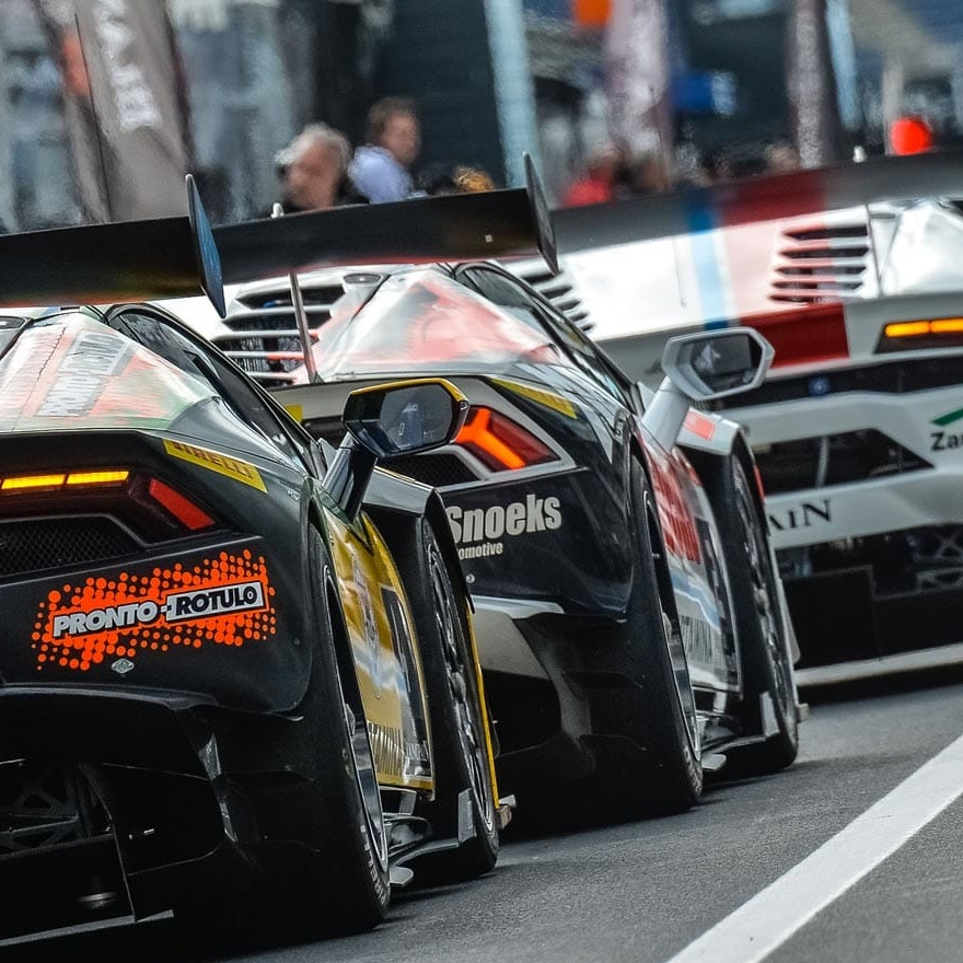 Lamborghini Super Trofeo Europe -
