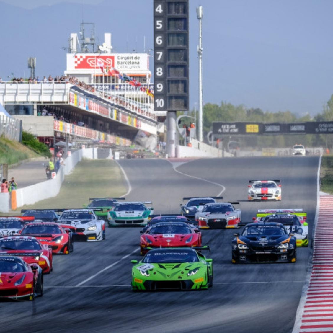 Blancpain GT Sports Club -