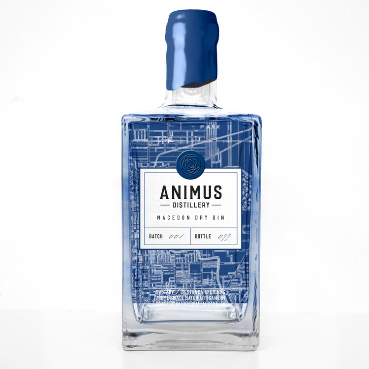 An homage to the best of the old world gins, with a unique twist and balanced intensity provided by the use of Australian native lemon myrtle and mountain pepper berry, and a freshness provided by local estate-grown ingredients.