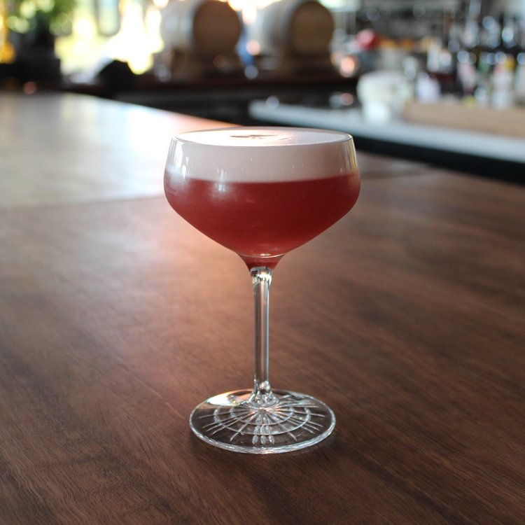 Recipe created by Dean Clark of ANIMUS DISTILLERY &  THE LOUNGE