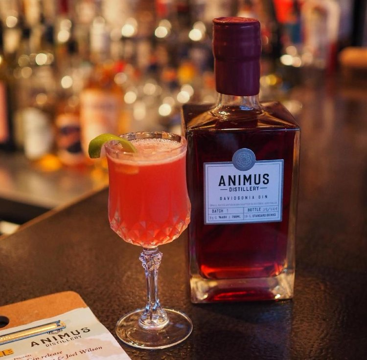 Recipe created by Lewis Halls & Sarah Harrison of  BAD FRANKIE  & Aaron Robinson of  ANIMUS DISTILLERY
