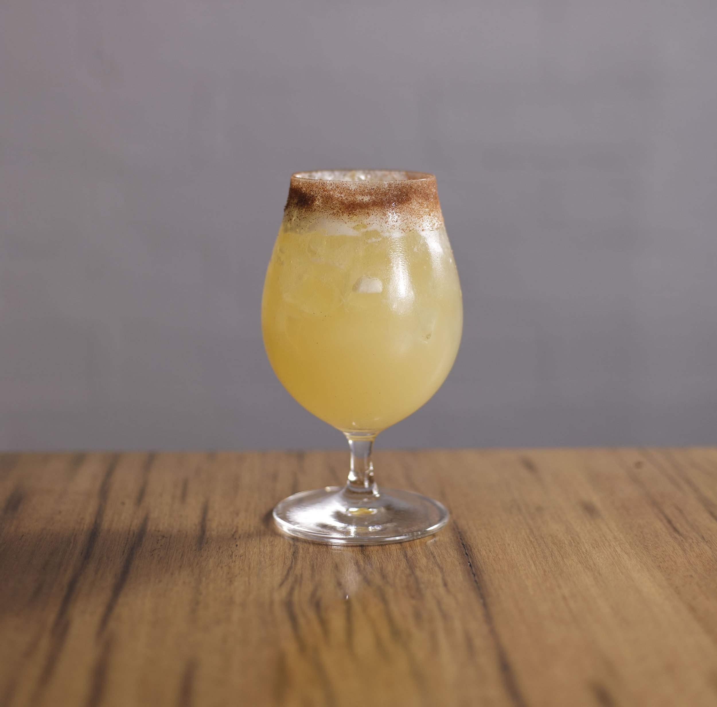 Recipe created by Steven Mullenger, Aaron Robinson and Joel Wilson of ANIMUS DISTILLERY