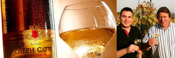 Vins et crémants d'Alsace - Joseph Cattin