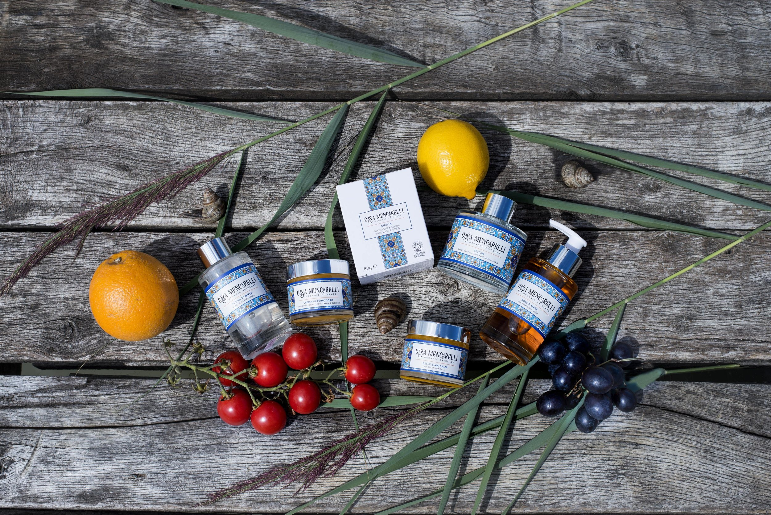 Casa Mencarelli Products