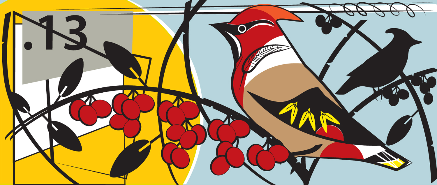 The Waxwing