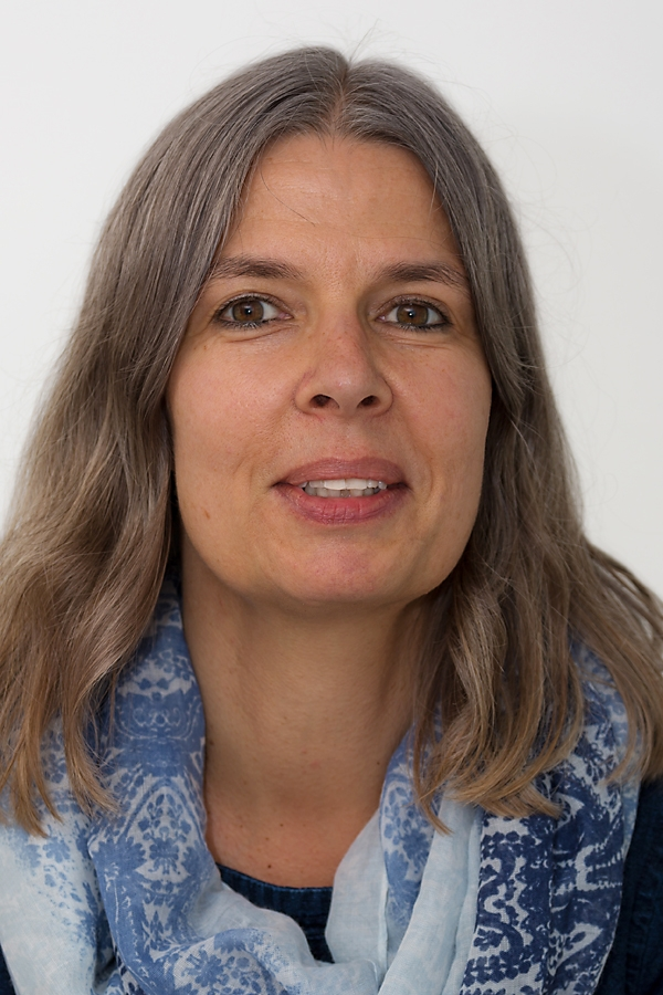 Angelika Graf Gruppenleitung Haus 1 + stv. Institutionsleitung