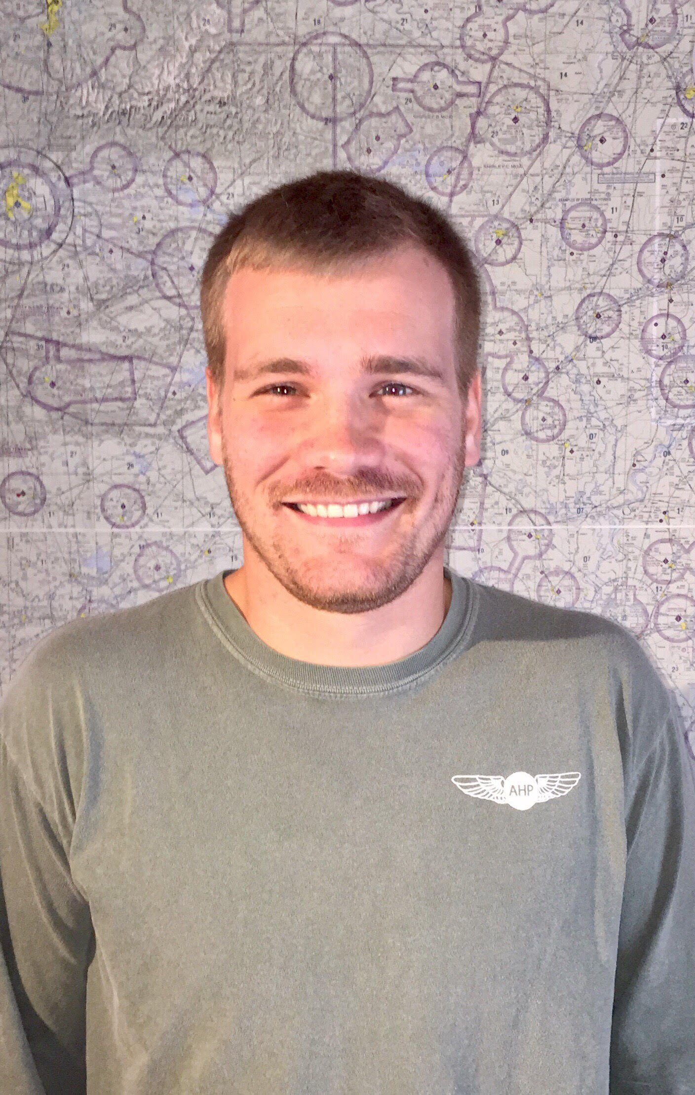 Dalton Sharp  hails from Idabel, Oklahoma. He fell in love with the rich history and traditions of aviation while learning about the World War II Era - specifically the Supermarine Spitfire.