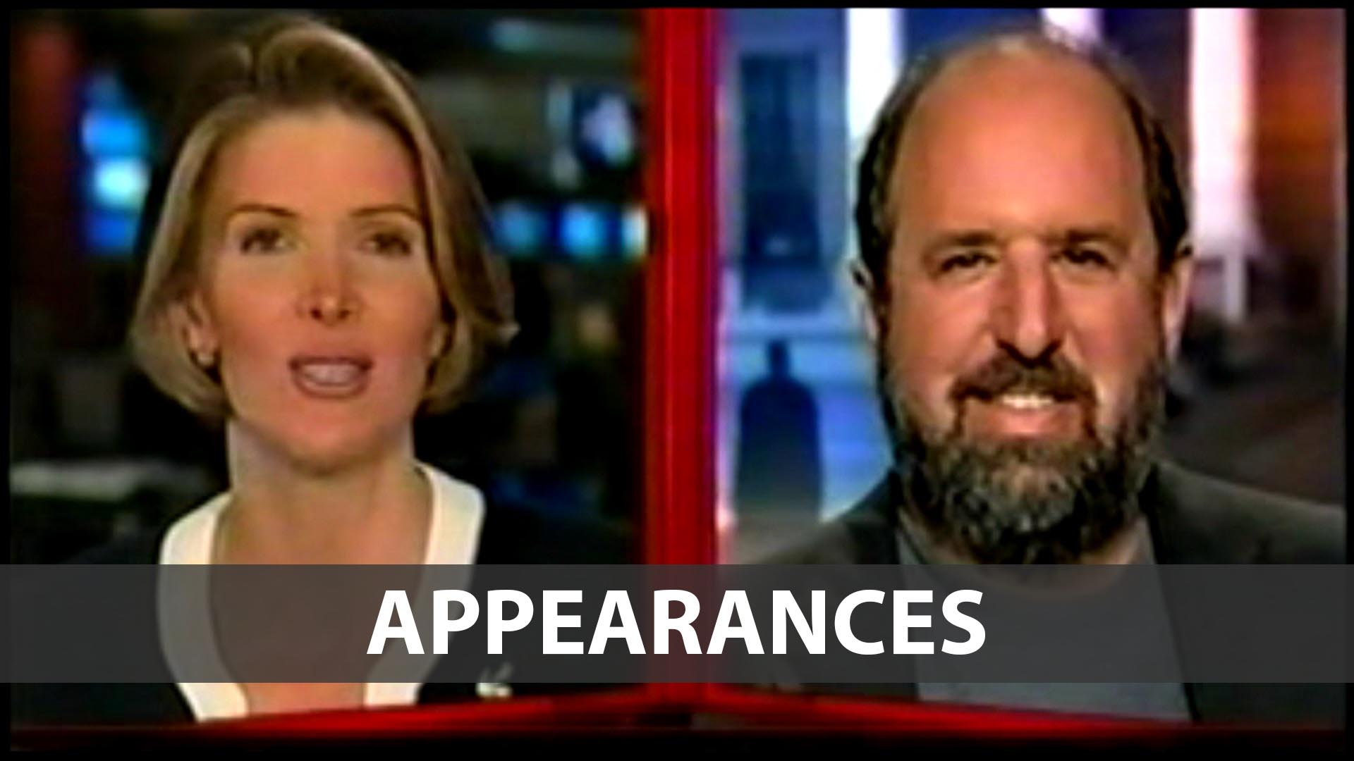 Phil Lerman TV Appearances
