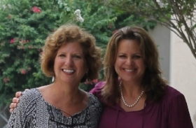 Kimberly Cook and Patty Callaway partnering for your success!