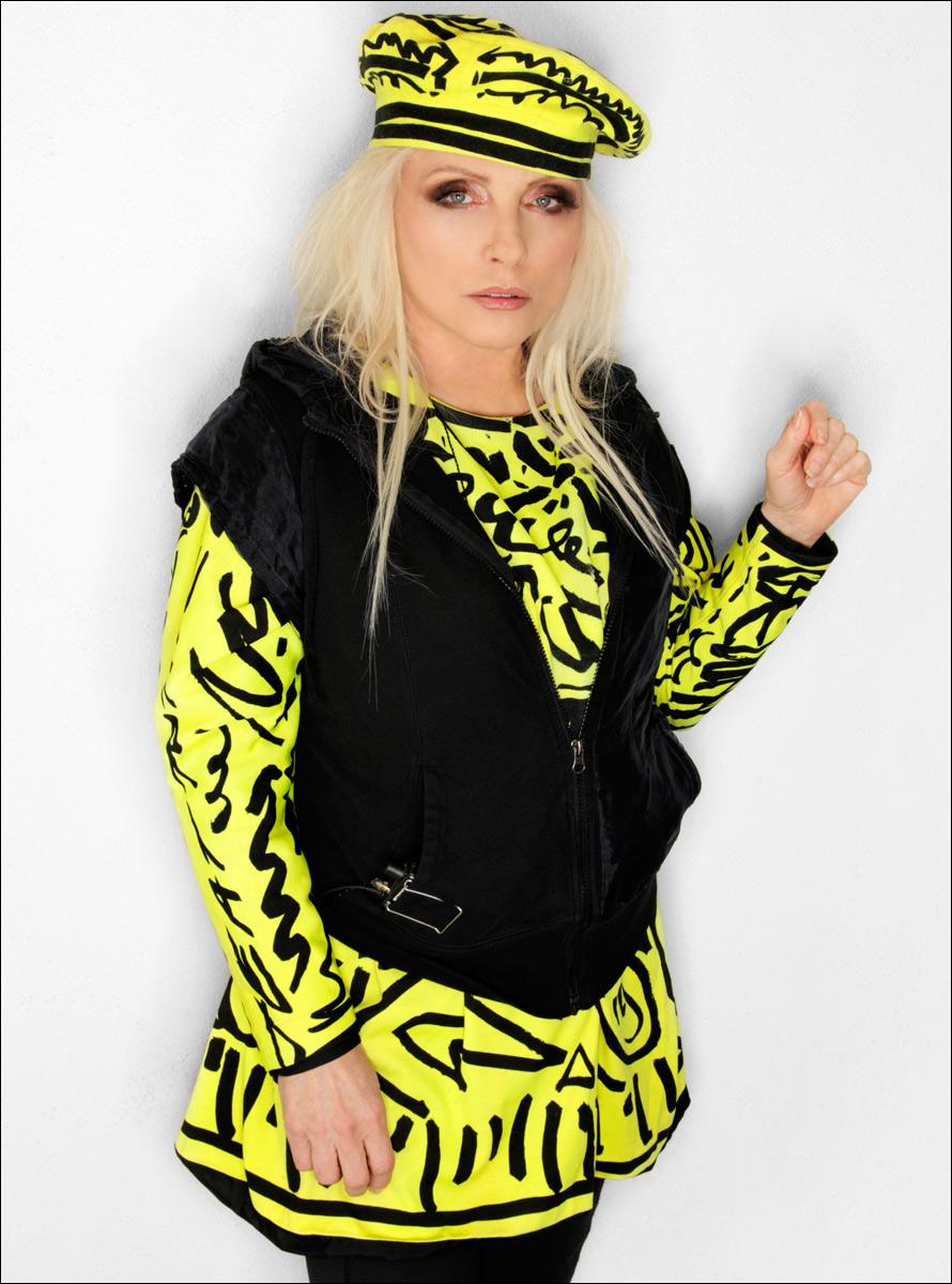 Debbie Harry from Blondie