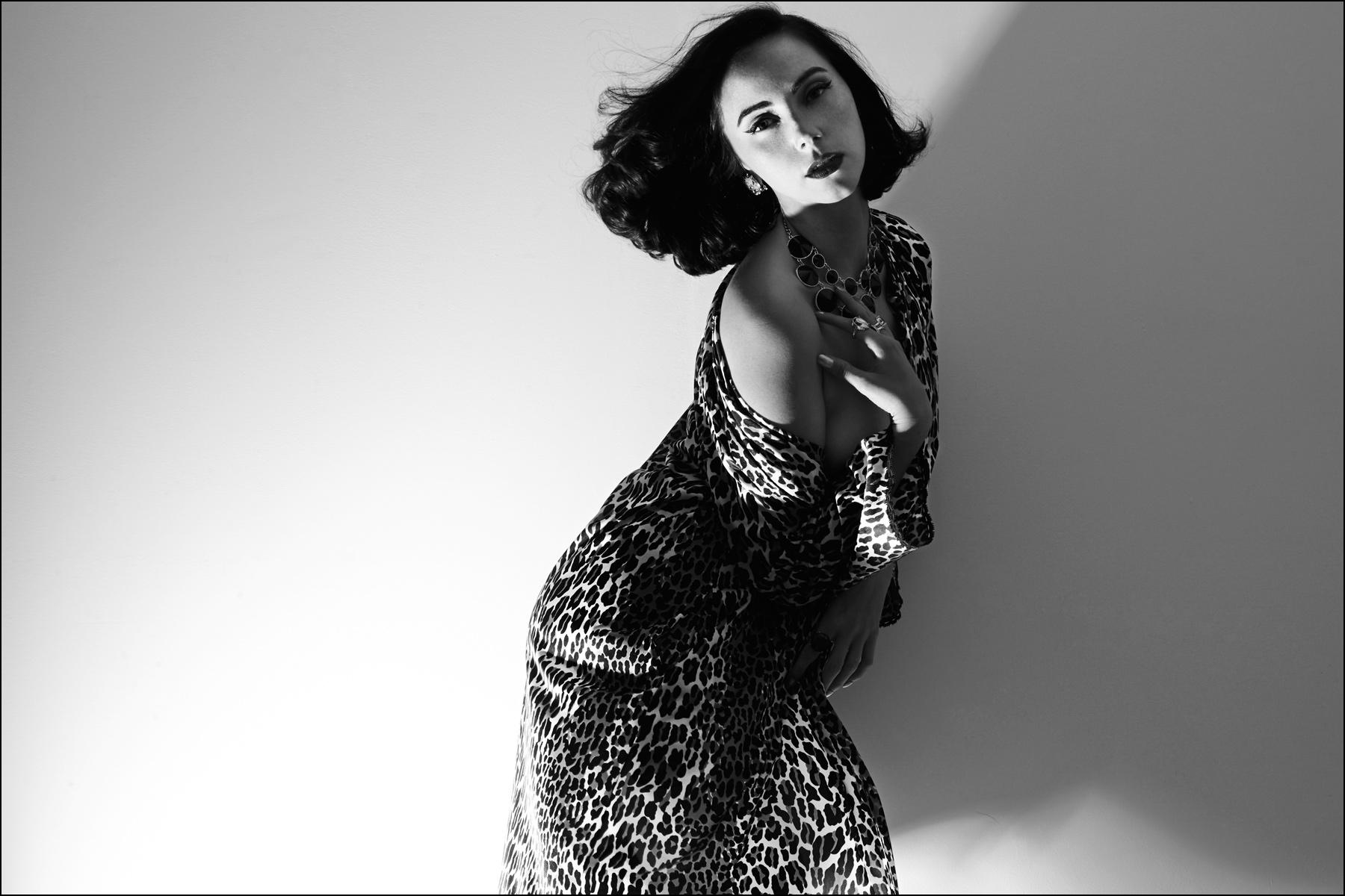 Musician & model Miss Kacie Marie