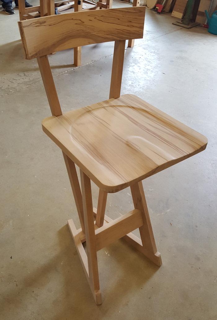 woodenstool