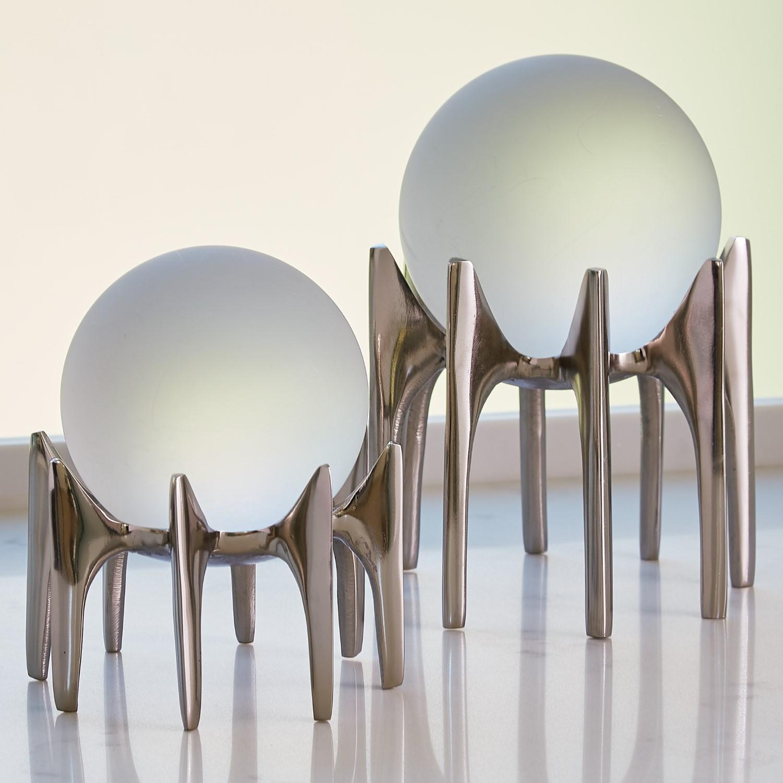 Crystal Sphere Holder - Large