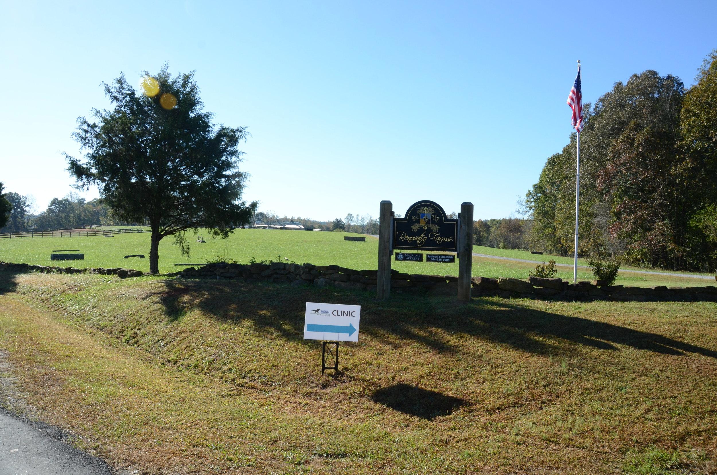 Renovatio Farms,1820 John Shehan Road Tryon, NC (703) 297-2329  R