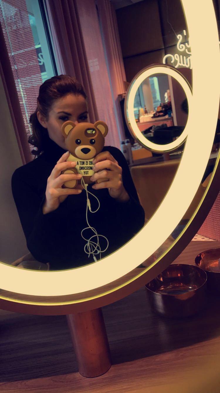 Vor dem Grazia Pop- Up Event habe ich noch meine Haare gemacht bekommen
