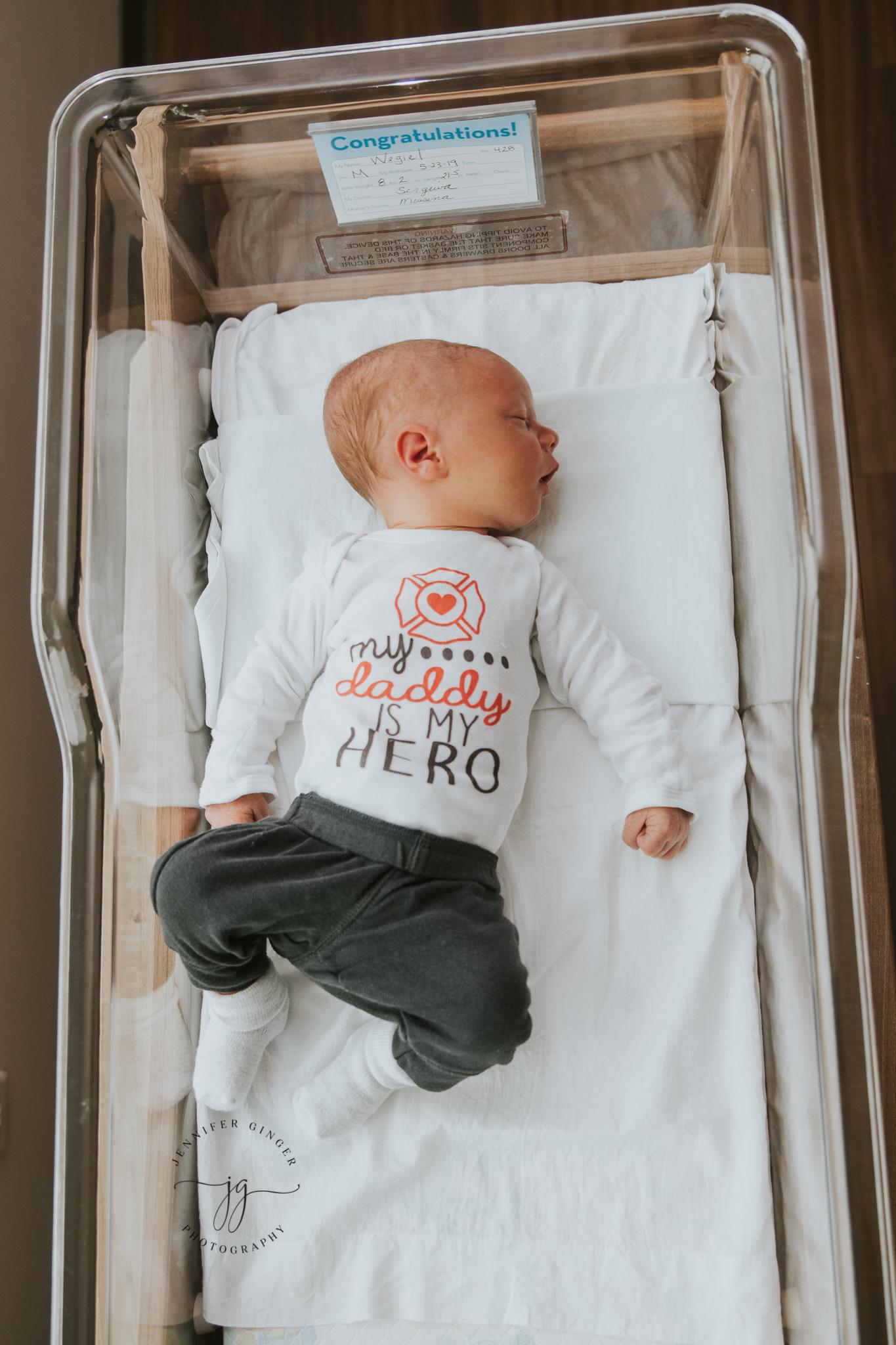 Lifestyle | In home | fresh 48 | newborn