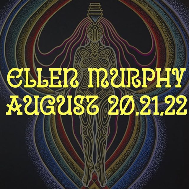@ellen_marie_murphy will be here next week! Email her for availability