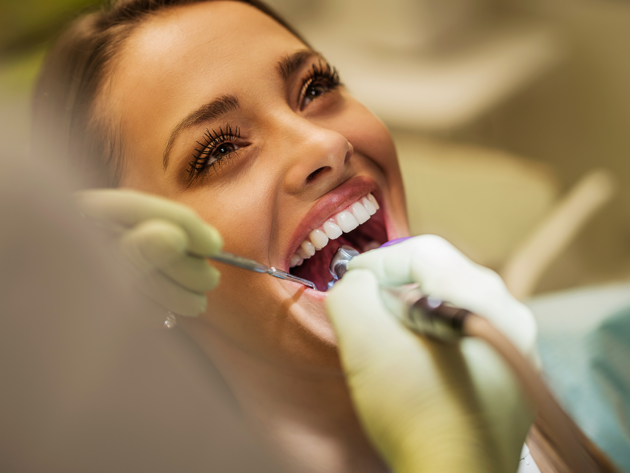 Cleaning and Prevention at Eastlake Center for Implants and Restorative Dentistry