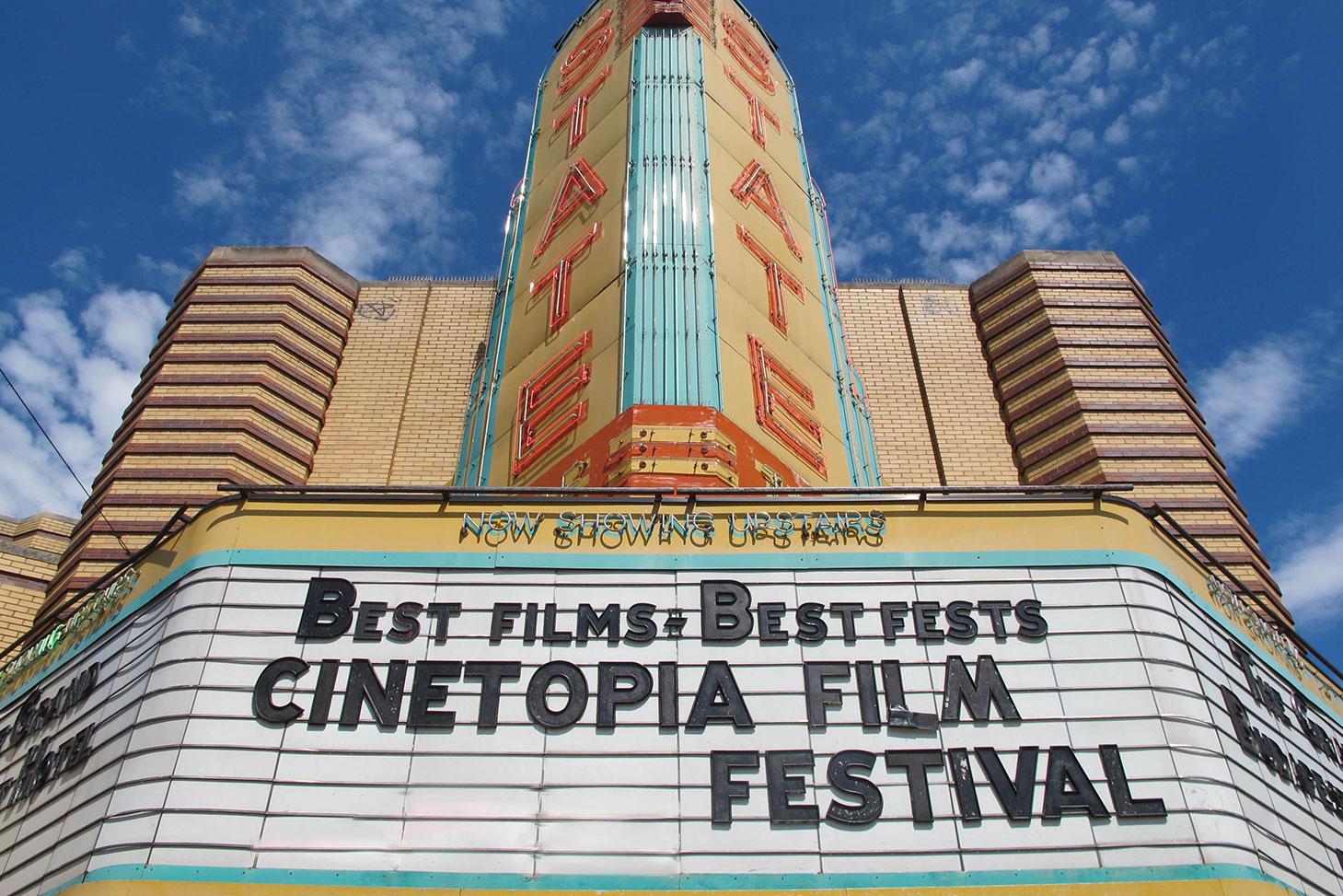 Photo courtesy of  Cinetopia