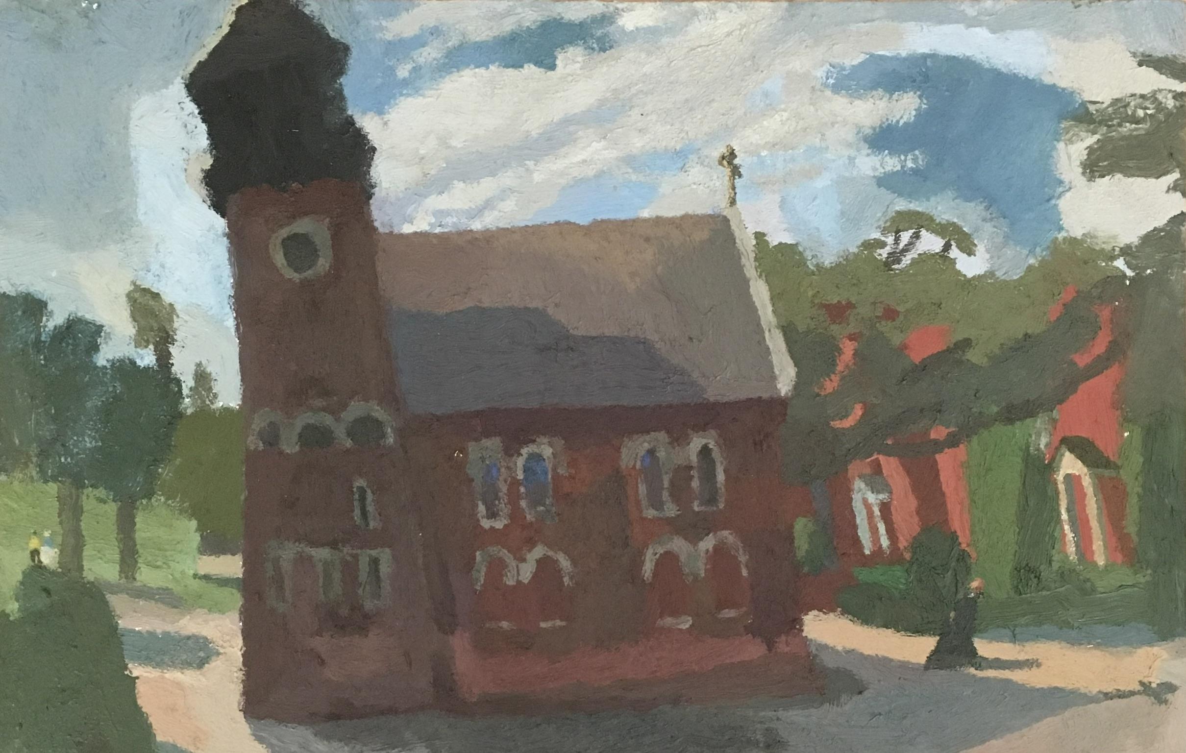William Enston Church