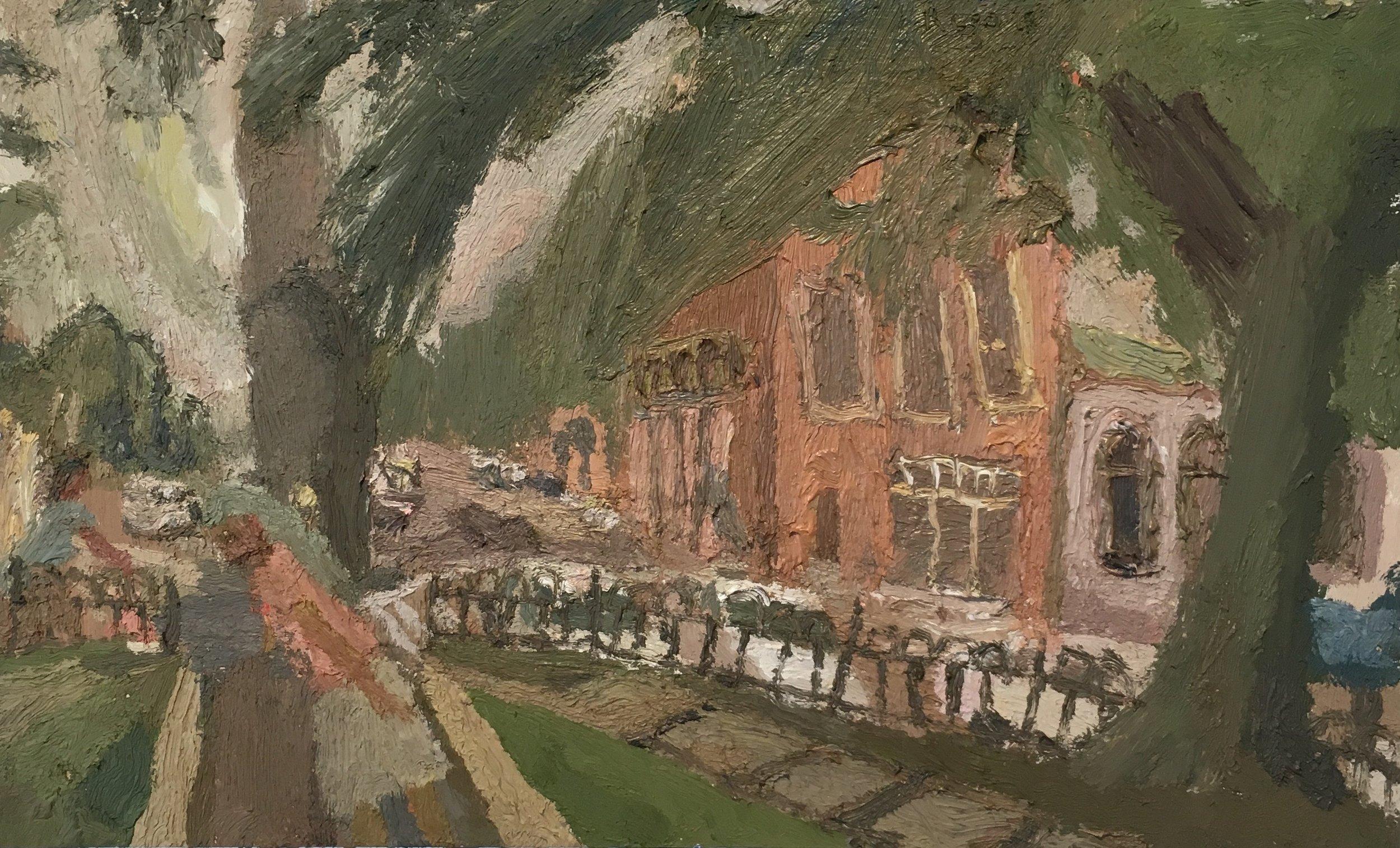 Lancaster Galleries - Lancaster, PAAugust 16 - September 22, 2018Group Summer Invitational: Brian Rego, Aaron Lubrick, Dorothy Frey & Dee Jenkins
