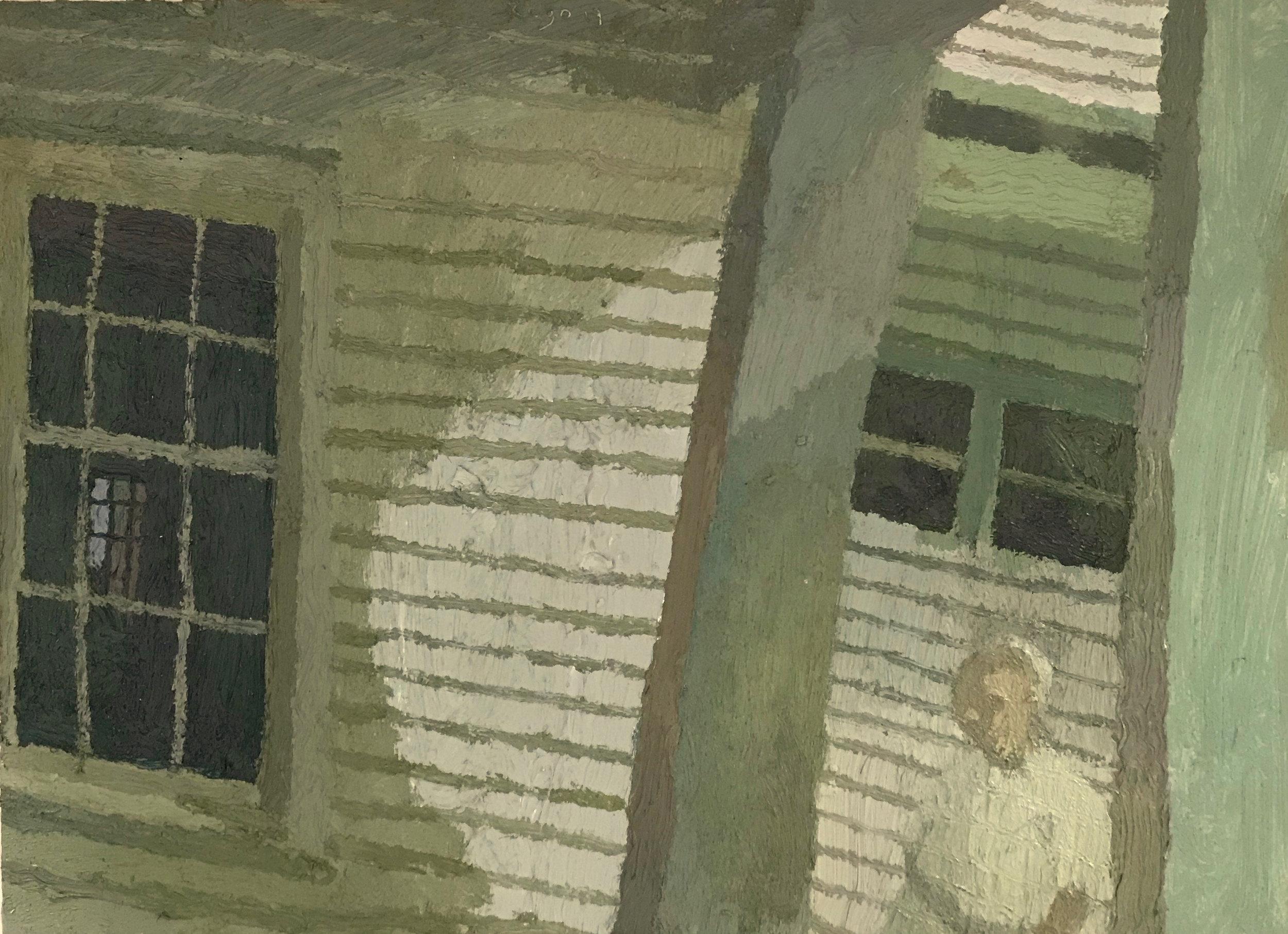 Faulkner's House
